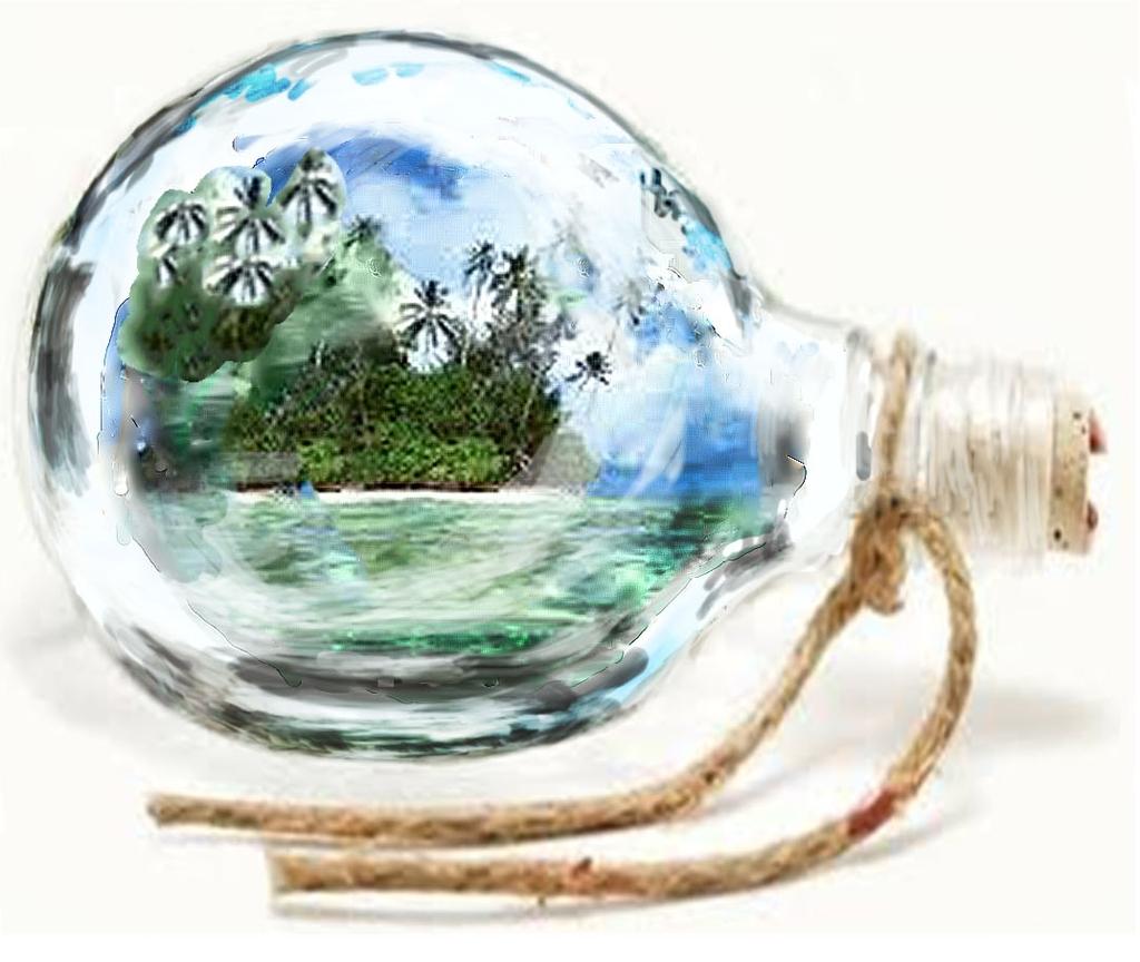 Terra in a Bottle