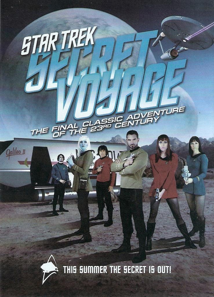 Secret Voyagers